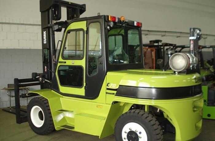 Warehouse vehicles - 2