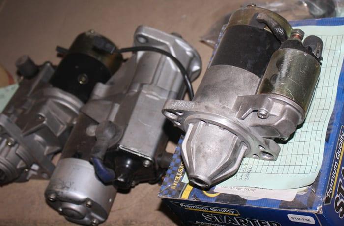 Forklift truck parts - 2