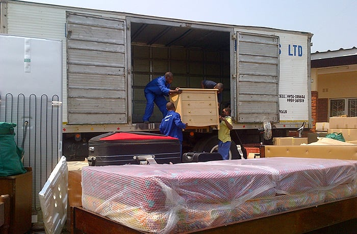Removals and Storage - 2