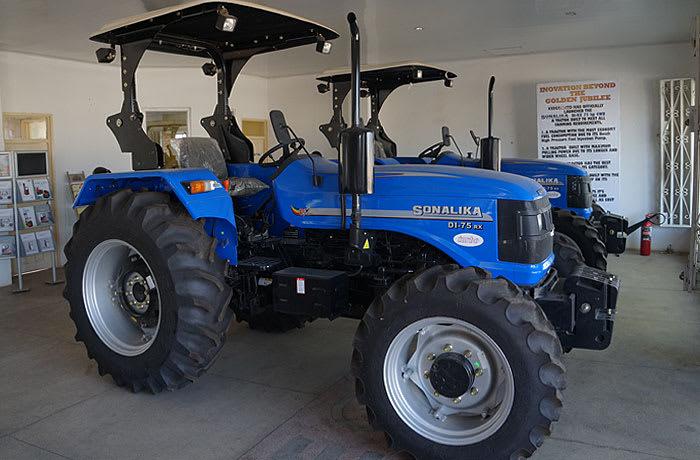 Tractors - 2