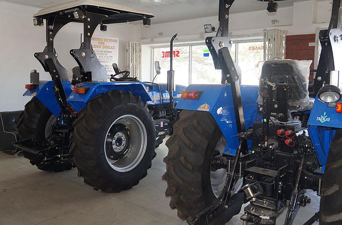 Tractors - 3