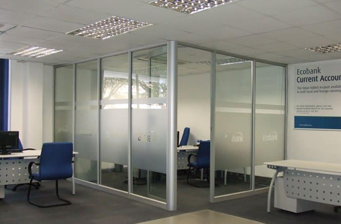 Aluminium windows and doors - 0