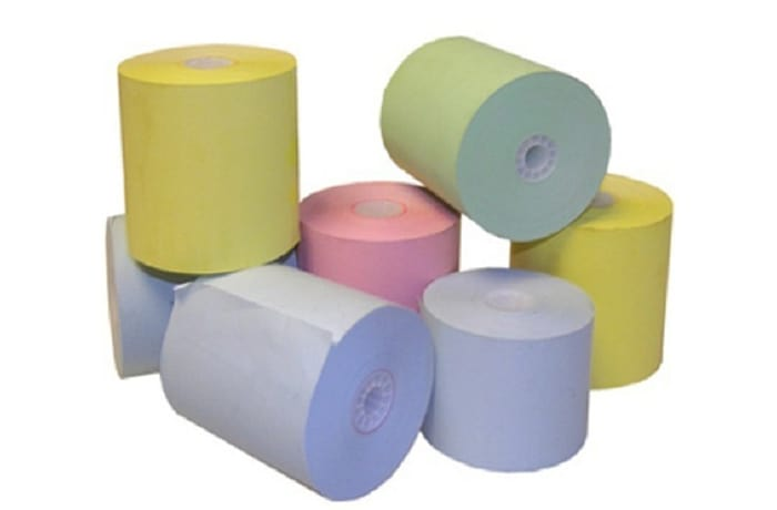Thermal rolls - 1