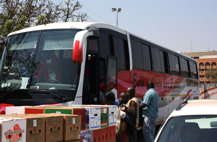 Euro-Africa Bus Services image