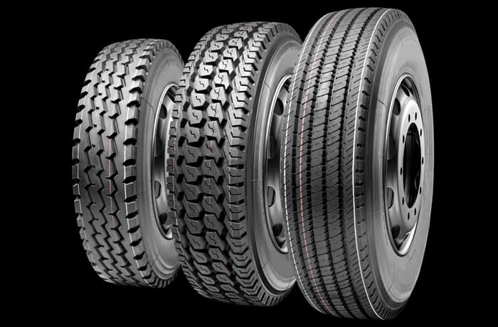 Truck and bus tyres - 2