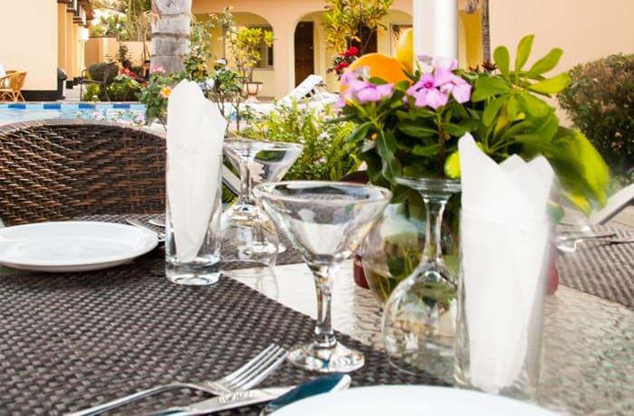 Fine dining restaurant - 2