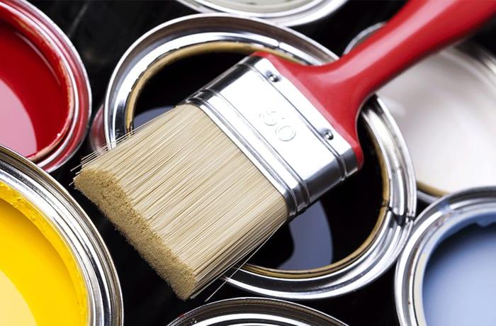 Paint chemicals - 3