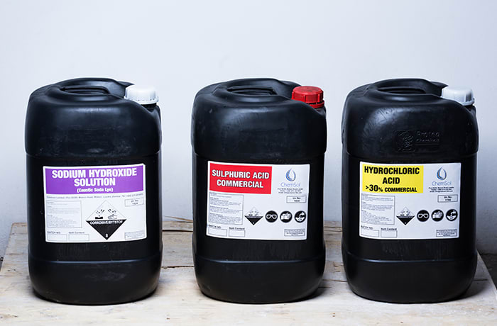 Industrial and mineral processing chemicals - 0