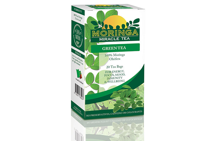 Moringa Miracle Tea – Green Tea image