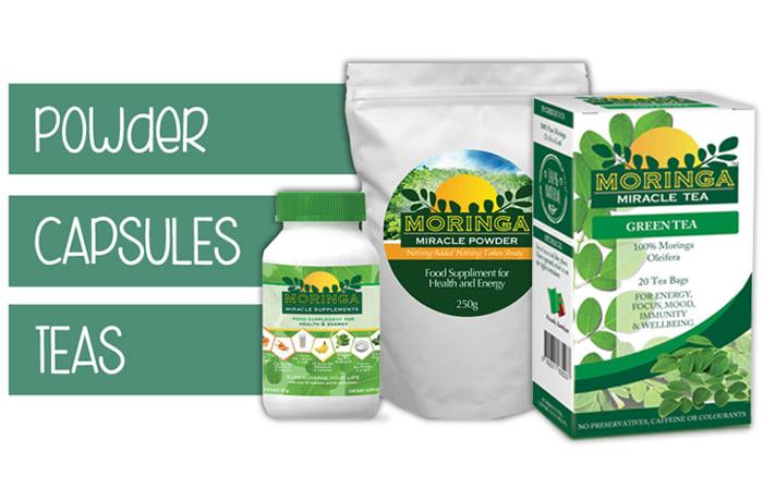Moringa Initiative Ltd Vitamins Supplements And Nutrition