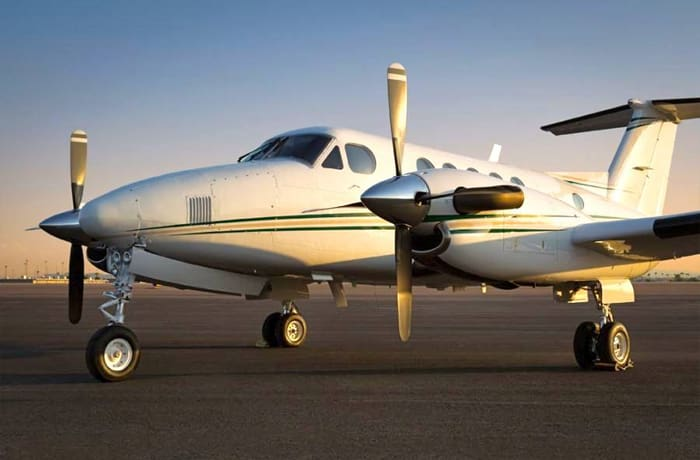 Air charters - 3