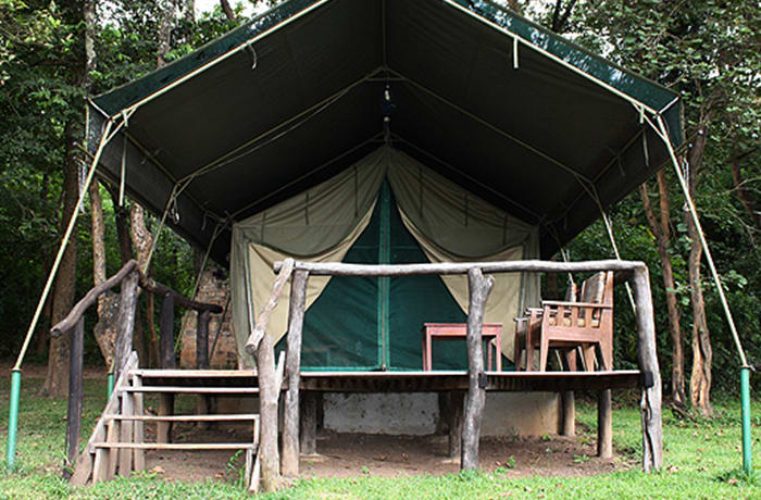 Nsobe Tents and Chalets image