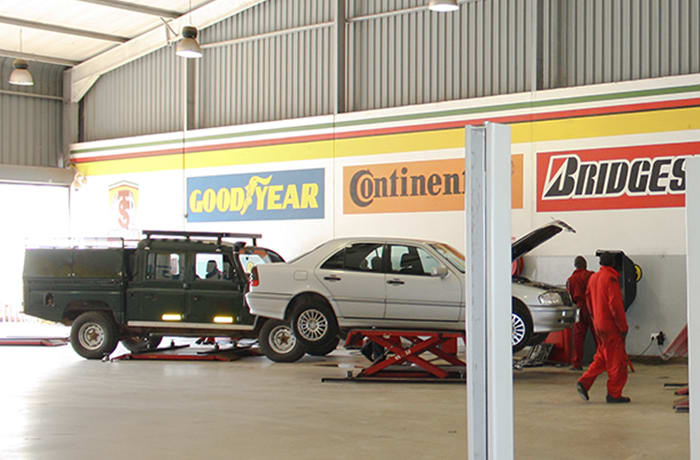 Car servicing and repairs - 3