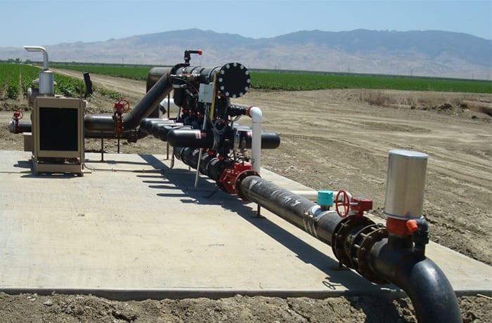 Irrigation equipment - 1