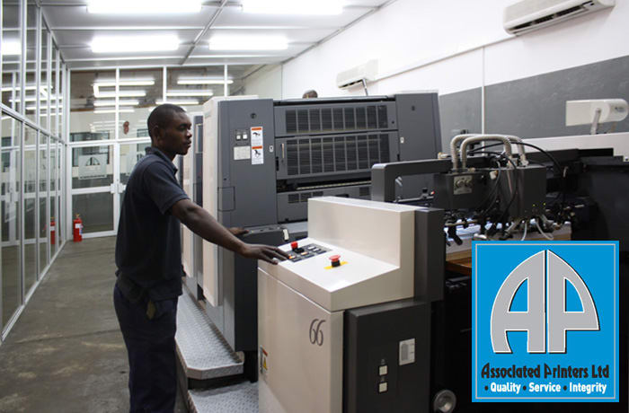 Litho printing - 0