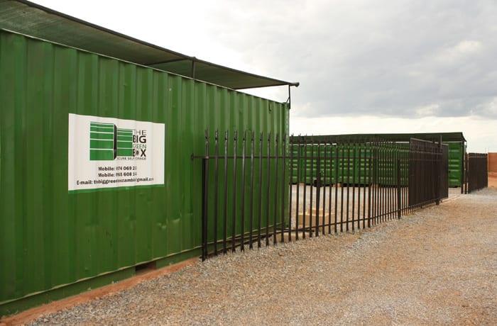 Container storage - 0