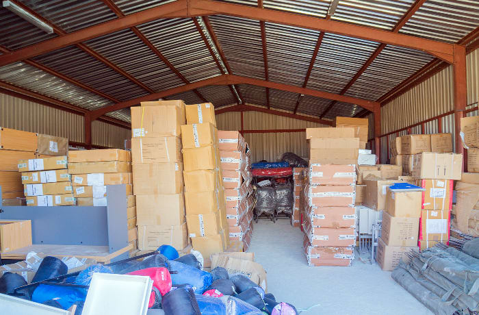 Container storage - 3