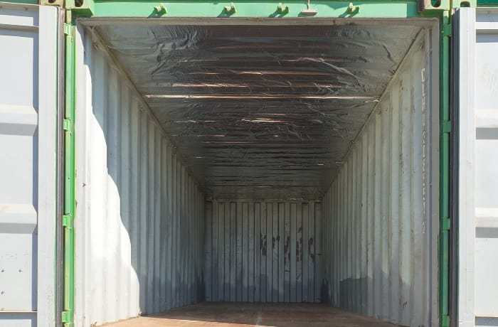 Container hire - 3