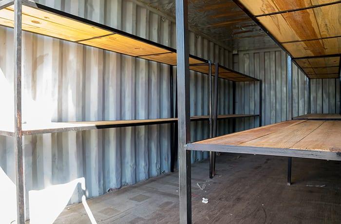Storage Shelves image