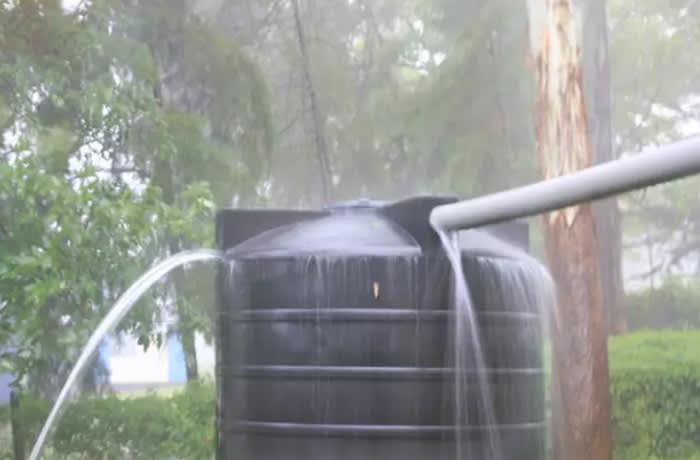 Water storage - 3