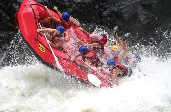 White water rafting - 3