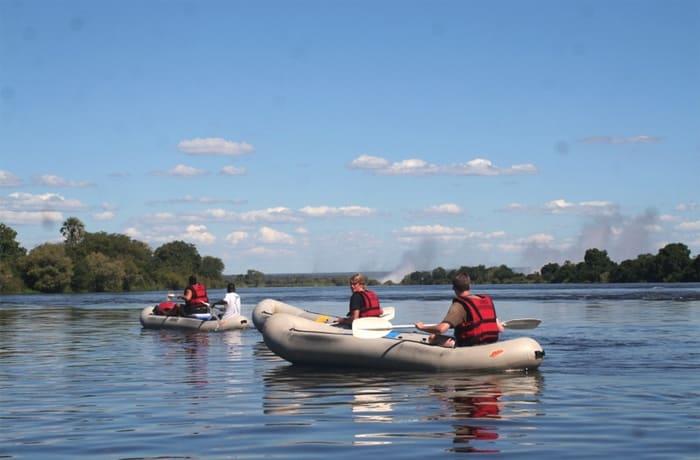 Canoeing - 0