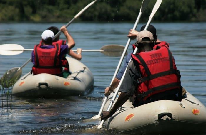 Canoeing - 2