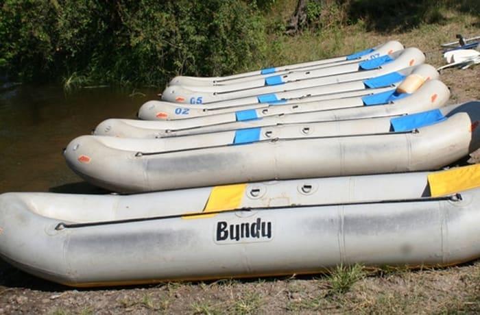Canoeing - 3