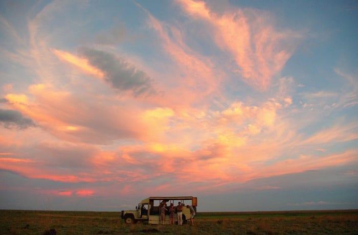 Mobile safaris - 1