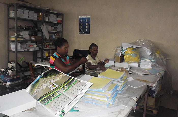 Printing and Publishing - 3
