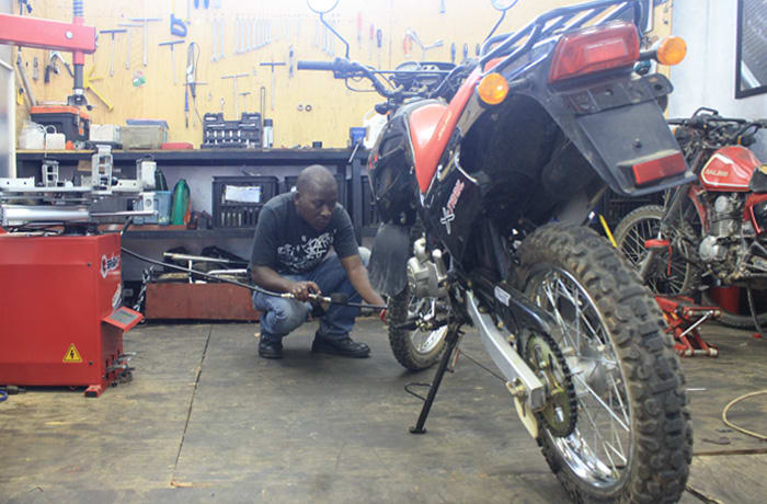 Bike service and maintenance - 2