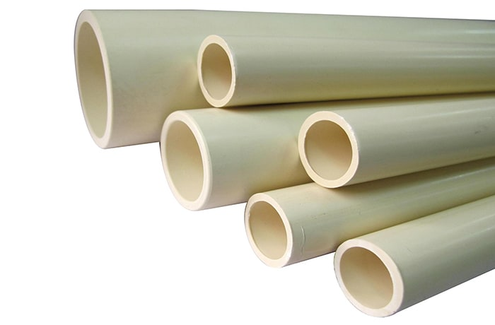 Poly pipes - 2