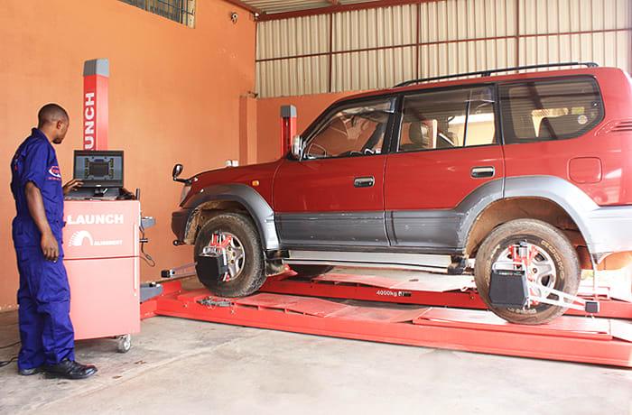 Car maintenance - 1