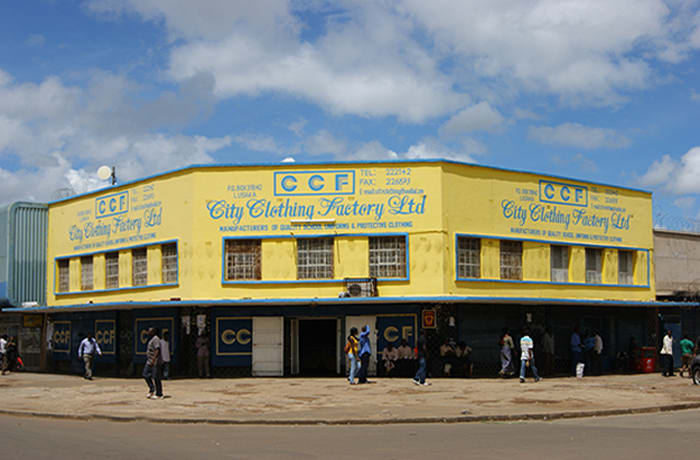 City Clothing Factory Ltd image