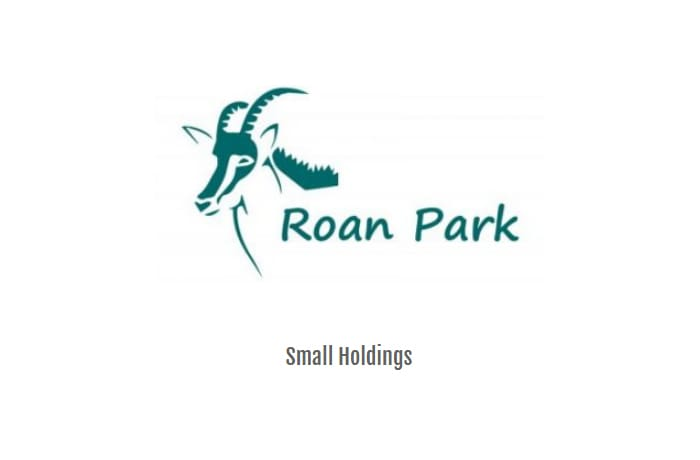 Roan Park small holdings - 1