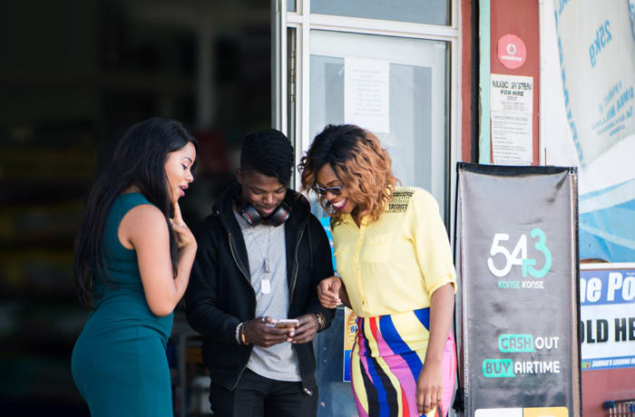 Cash out, Buy airtime and Pay bills - 2