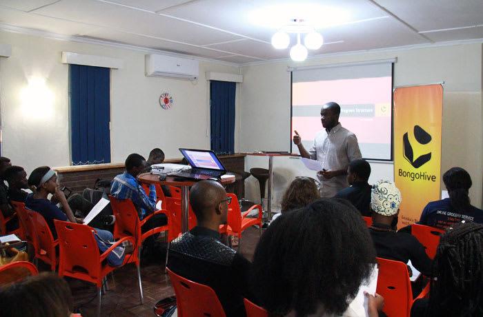 Entrepreneurship programmes and consulting - 1