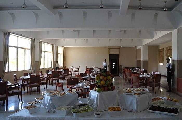 Fine dining restaurant - 1