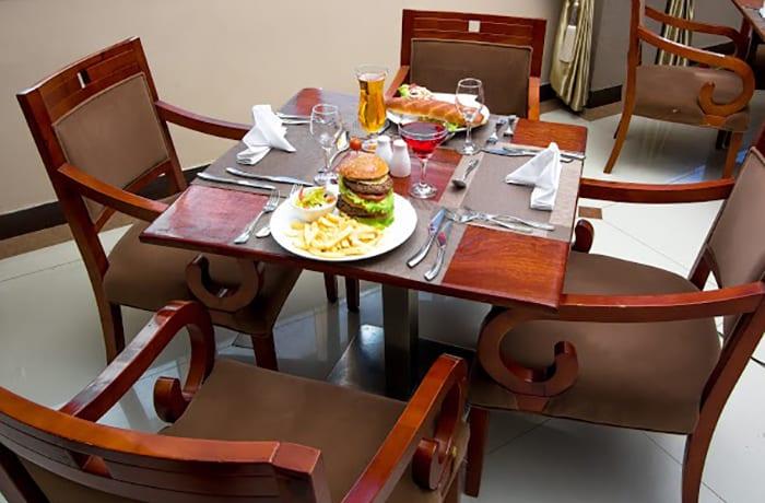 Fine dining restaurant - 3