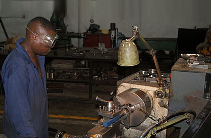 Metal fabrication and parts - 3