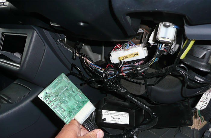 Car alarms and security - 1