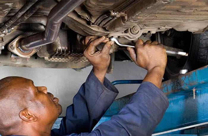 Commercial vehicle maintenance - 2