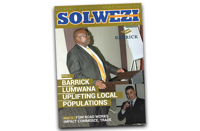 Solwezi Today Magazine image