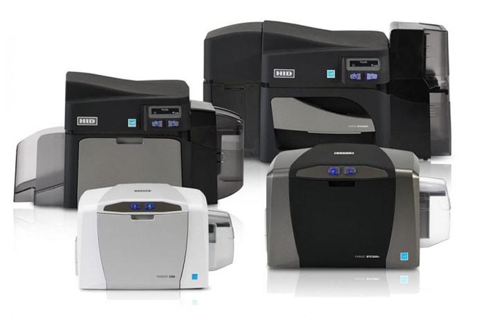 PVC card printers - 0