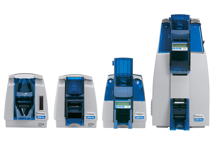 PVC card printers - 1