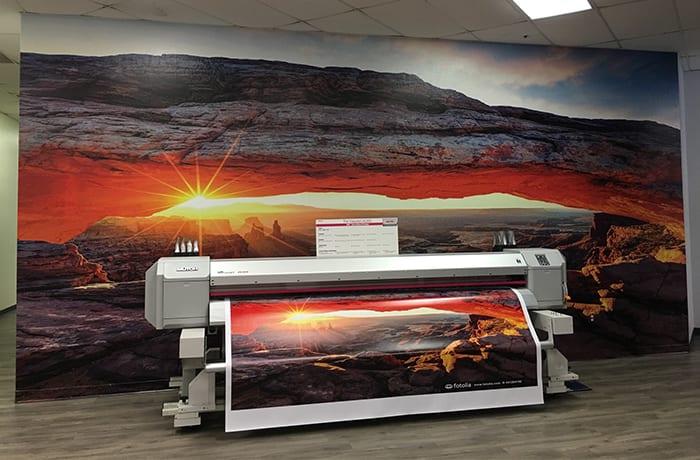 Large format printing - 0