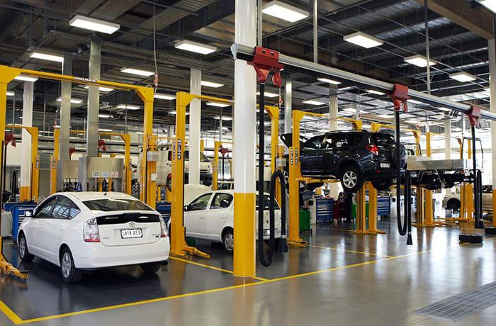 Car servicing and repairs - 1