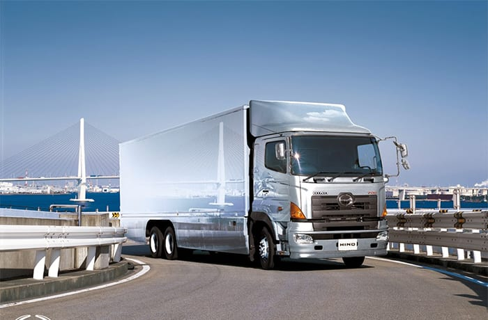 Truck and Bus sales - 1