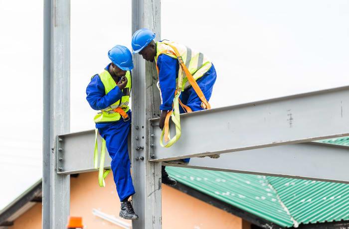 Building project management - 0