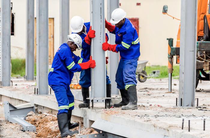 Building project management - 1